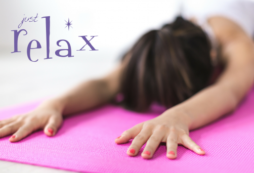 Just Relax les voor ouders | 05 mei 2019