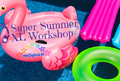 Chill Skills XL Workshop Super Summer | 19 aug 2019