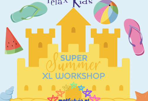 Relax Kids XL Workshop Super Summer | 27 aug 2019